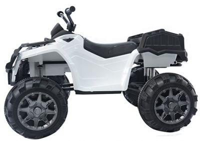 Accu Quad Mamba Wit 12V Leder rubber banden 2,4G Afst. Bed.-1