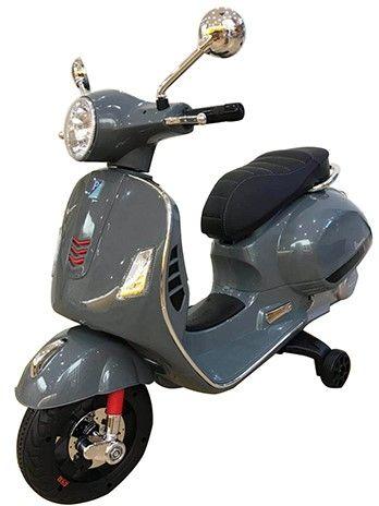 Accu Vespa GTS Scooter 12V Grijs