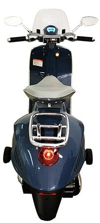 Accu Vespa Scooter Primavera 12V Blauw -2