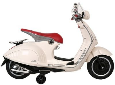 Accu Vespa Scooter Primavera 12V Wit -1