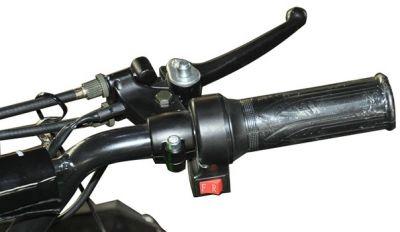 Midi Quad CYCLONE Rood 1200W BRUSHLESS 48V -4