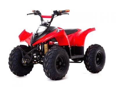 Midi Quad TORNADO Rood 500W BRUSHLESS 48V