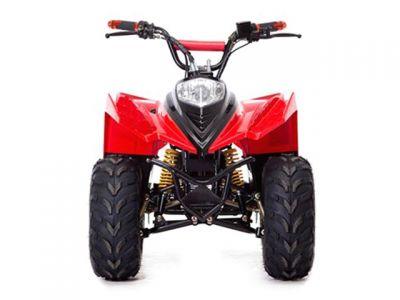 Midi Quad TORNADO Rood 500W BRUSHLESS 48V-3