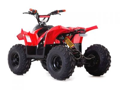 Midi Quad TORNADO Rood 500W BRUSHLESS 48V-1
