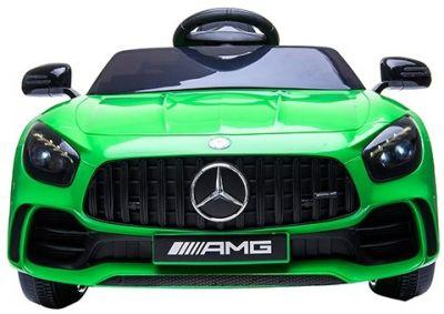 Accu Auto Mercedes AMG GTR 12V 2,4G Groen 1Pers -1