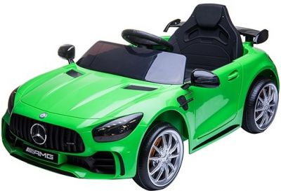 Accu Auto Mercedes AMG GTR 12V 2,4G Groen 1Pers