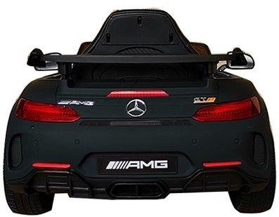 Accu Auto Mercedes AMG GTR 12V 2,4G Mat Zwart 1Pers -2