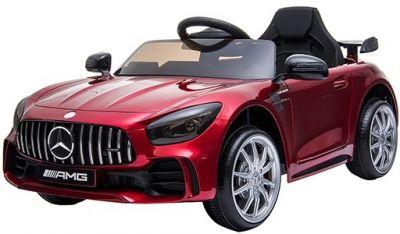 Accu Auto Mercedes AMG GTR 12V 2,4G Rood Metallic 1Pers
