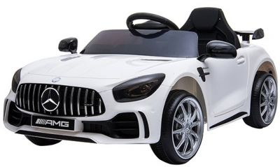Accu Auto Mercedes AMG GTR 12V 2,4G Wit 1Pers