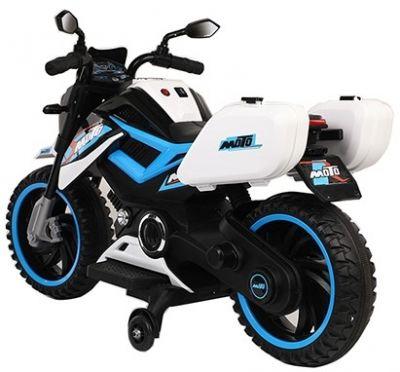 Accu Motor Dakar Wit 12V-2