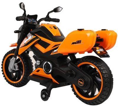 Accu Motor Dakar Oranje 12V-2