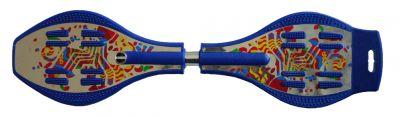 Waveboard Bling Blauw