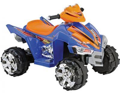 Accu Quad Cobra Blauw 12V