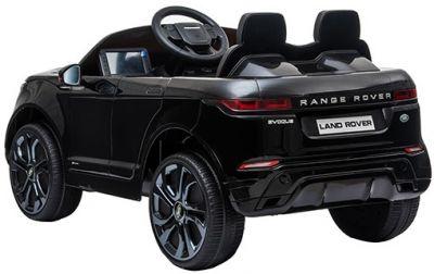 Accu Auto Range Rover Evoque Zwart Metallic MP4 Scherm 12V 2.4G Rubber Banden-2