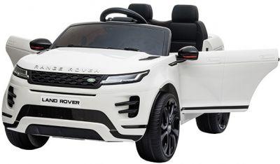 Accu Auto Range Rover Evoque Wit MP4 Scherm 12V 2.4G Rubber Banden-3