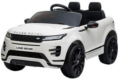 Elektrische Speelgoedauto Range Rover Evoque Wit MP4