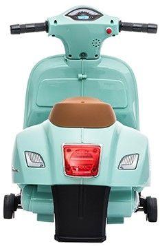 Accu Vespa H1 Scooter 6V Groen -2