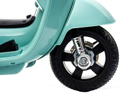Accu Vespa H1 Scooter 6V Roze -3