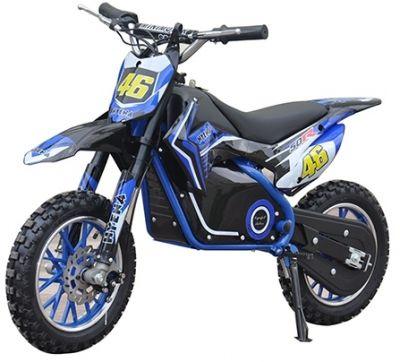 Mini Cross Bike JUMPER PRO Blauw 500W 36V
