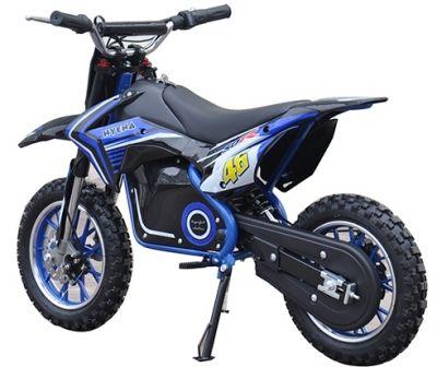 Mini Cross Bike JUMPER Blauw 500W 36V-2