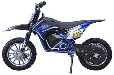 Mini Cross Bike JUMPER Blauw 500W 36V-1