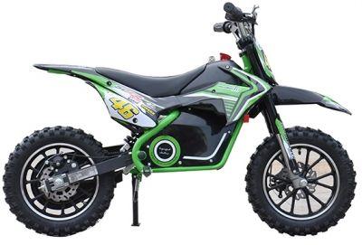 Mini Cross Bike JUMPER Groen 500W 36V