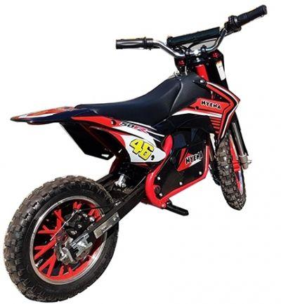 Mini Cross Bike JUMPER Rood 500W 36V -1