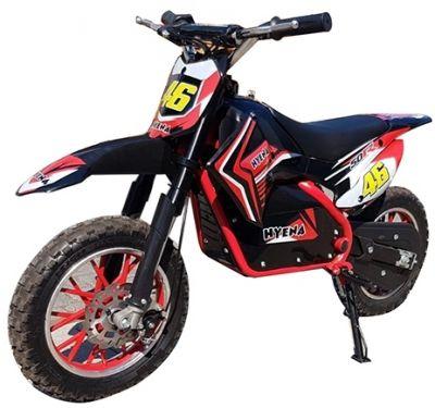 Mini Cross Bike JUMPER Rood 500W 36V