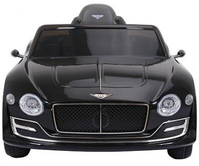 Accu Auto BENTLEY EXP12 Zwart 12V 2,4G Leder Rubber Banden-1