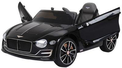 Accu Auto BENTLEY EXP12 Zwart 12V 2,4G Leder Rubber Banden
