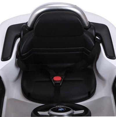 Accu Auto ACTIE BMW Z8 Wit 12V 2.4G Rubber Banden-4