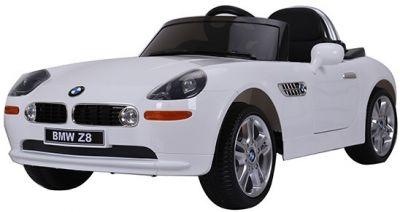 Accu Auto ACTIE BMW Z8 Wit 12V 2.4G Rubber Banden