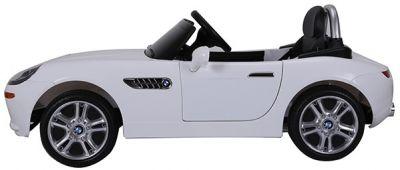 Accu Auto ACTIE BMW Z8 Wit 12V 2.4G Rubber Banden-1