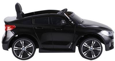Accu Auto BMW 6-Serie GT Zwart 12V 2.4G Rubber Banden-1