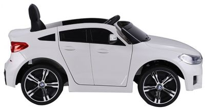Accu Auto BMW 6-Serie GT Wit 12V 2.4G Rubber Banden-2