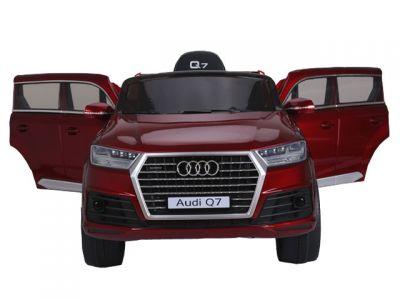 Accu Auto AUDI Q7 Rood Metallic 12V Deuren Rubber Banden-2