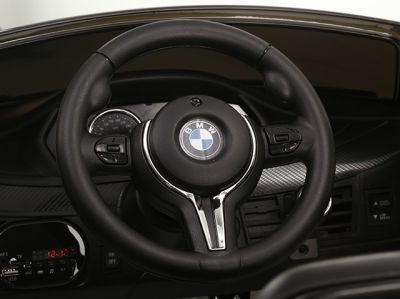 Accu Auto BMW X6M 1 pers. Wit 12V 2.4G Rubber Banden-4