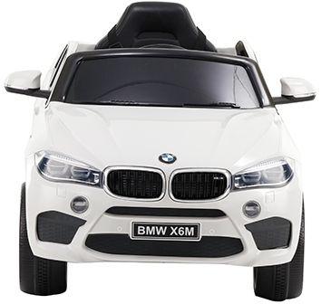 Accu Auto SUV BMW X6M Wit