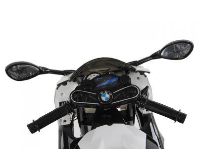Accu Motor BMW S1000RR Grijs 12V Rubberen Banden -4
