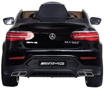 Accu Auto MERCEDES GLC63-AMG MP4-Scherm Zwart Metallic Rubber Banden-2