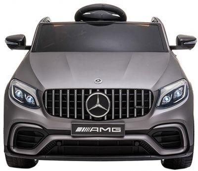 Accu Kinderauto MERCEDES GLC63-AMG MP4 Matt Grijs