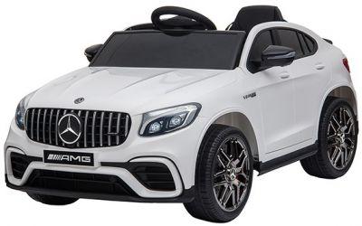 Elektrische Kinder SUV MERCEDES GLC63-AMG MP4 Wit