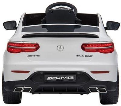 Accu Auto MERCEDES GLC63-AMG MP4-Scherm Wit Rubber Banden-2