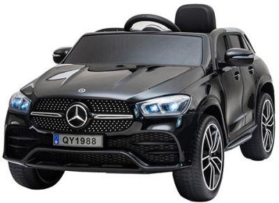Elektrische Speelgoedauto MERCEDES GLE 450 Zwart metallic