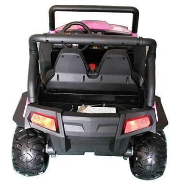 Accu Auto Cross Country XL 4X4  Roze 2 Persoons -2