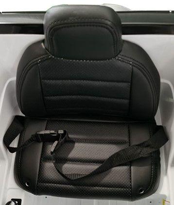 Accu Auto Mercedes G63 AMG Wit 12V 2,4G Rubber Banden -6