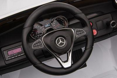 Accu Auto MERCEDES GLC63-AMG 4X4 MP4 Scherm Rood Metallic 2 Persoons-3