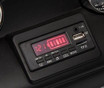 Accu Auto MERCEDES GLC63-AMG 4X4 MP4 Scherm Rood Metallic 2 Persoons-4